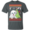 Havanese Christmas T-shirts G200 Gildan Ultra Cotton