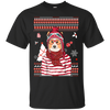 Christmas corgi G200 Gildan Ultra Cotton T-Shirt