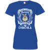 I JUST NEED - Chinchila 3516 LAT Ladies' Fine Jersey T-Shirt