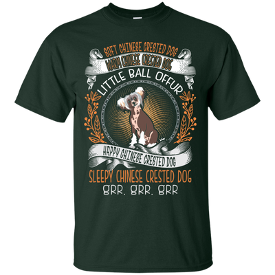 Happy chinese crested Tshirt G200 Gildan Ultra Cotton T-Shirt