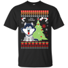 Husky Christmas T-shirts G200 Gildan Ultra Cotton