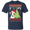 Jack Russell Christmas T-shirts G200 Gildan Ultra Cotton