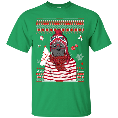 Christmas cane corso G200 Gildan Ultra Cotton T-Shirt