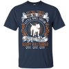 Happy Bull Terrier Tshirt G200 Gildan Ultra Cotton T-Shirt