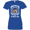 I JUST NEED - shiba inu 3516 LAT Ladies' Fine Jersey T-Shirt