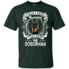 I JUST NEED - Doberman G200 Gildan Ultra Cotton T-Shirt