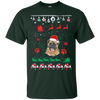 Bullmastiff  Christmas T-shirts G200 Gildan Ultra Cotton T-Shirt