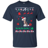 Chinese Crested Christmas T-shirts G200 Gildan Ultra Cotton T-Shirt