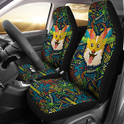 Corgi Car Seat Covers PT2301