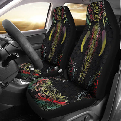 Elephant Car Seat Covers 502HV