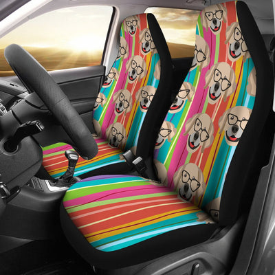 Labrador Car Seat Covers 0102TH