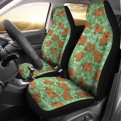 Chow Chow Car Seat Covers 102TP