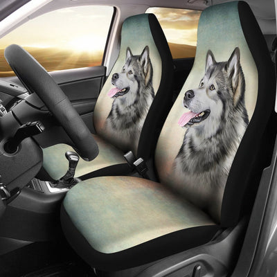 Alaskan Car Seat Covers Ja15VA