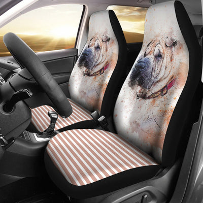 Shar Pei Car Seat Covers ND1902