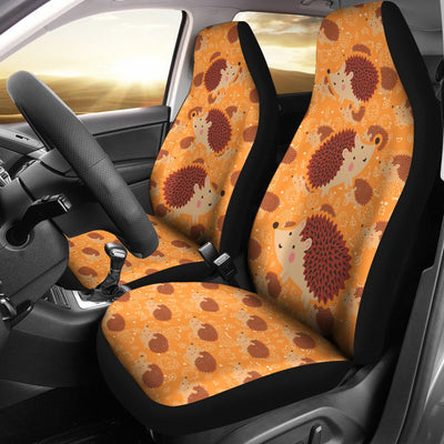 Hedgehog Car Seat Covers 0102PT