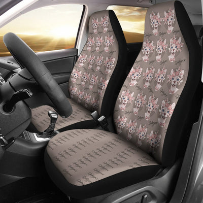 Sphynx Cat Car Seat Covers Ja24VA2