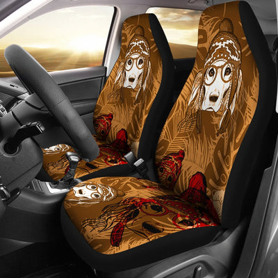 Cocker spaniel dog Car Seat Covers 3001HV