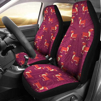Bull Terrier Car Seat Cover TH 3001