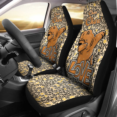 Chow Chow Car Seat Covers Ja18ND2