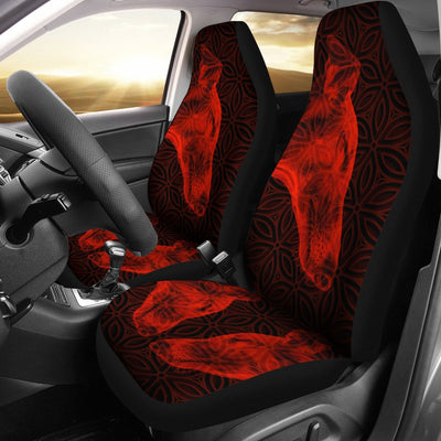 Greyhound Car Seat Covers Ja31HV