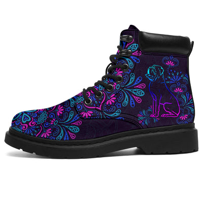 Dogue Flowers Season Boots