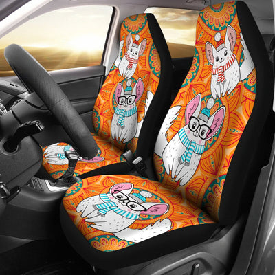 Chinchilla Car Seat Cover DL 3001