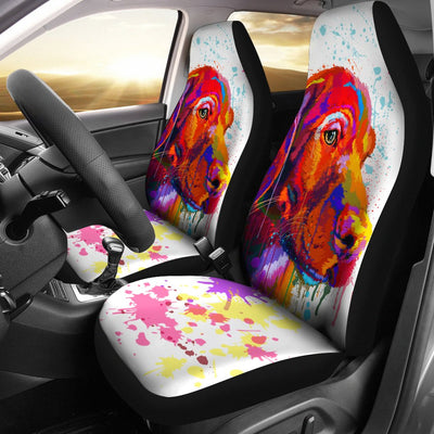 Vizsla Car Seat Covers Ja16DN