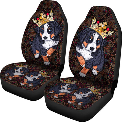 Bernese Mountain Car Seat Cover PT 3001