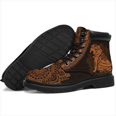 Sharpei Orange Season Boots