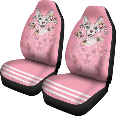 Sphynx Cat Car Seat Covers Ja24VA