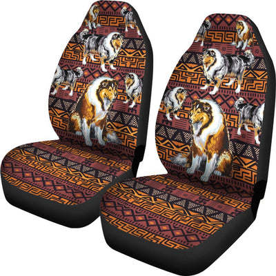 Sheltie dog Car Seat Covers 3001TP