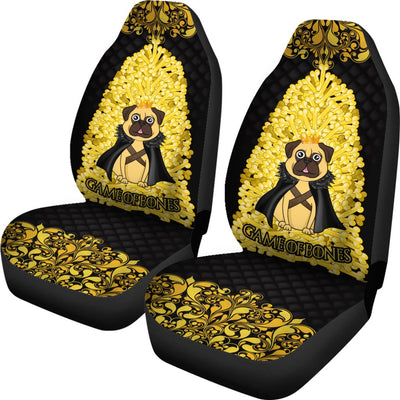 Pug Car Seat Covers 0102PT