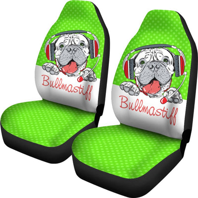 Bullmastiff Car Seat Covers ND1901