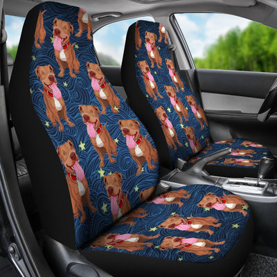 Pitbull Car Seat Covers 102PH