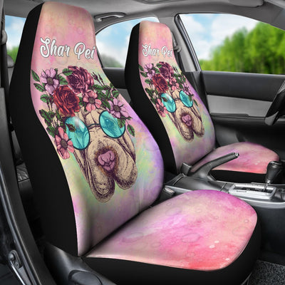 Shar Pei Car Seat Covers ND1901