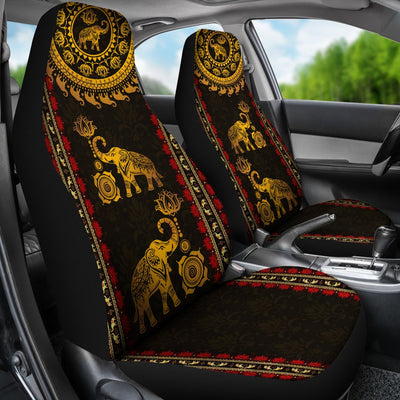 Elephant Car Seat Covers 502TP