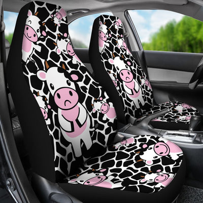 Cow Car Seat Covers Ja22TH