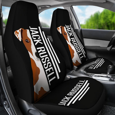 Jack Russell Car Seat Covers Ja23DL