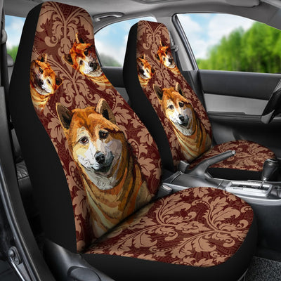 Shiba inu dog Car Seat Covers 3001TP