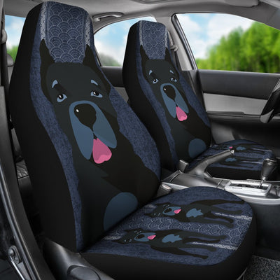 Cane Corso Car Seat Covers PT2301