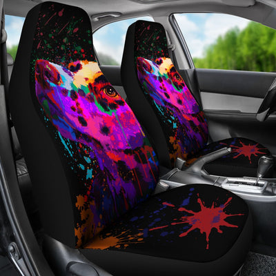 Dalmation Car Seat Covers Ja16DN