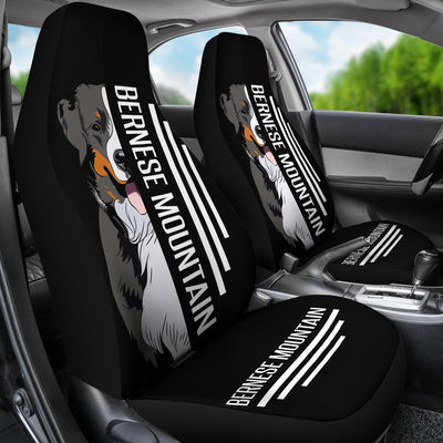 Bernese Mountain Car Seat Covers Ja23DL
