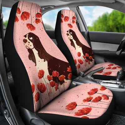 English Springer  Car Seat Covers Khfedl