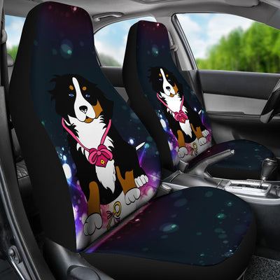 Bernese Mountain Car Seat Covers Ja19VA