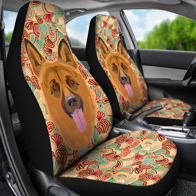 German Shepherd Car Seat Cover PT 202