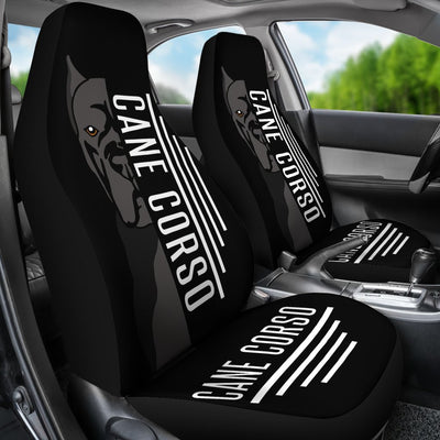 Cane Corso Car Seat Covers Ja25PM