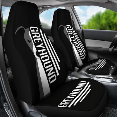 Greyhound Car Seat Covers Ja23DL