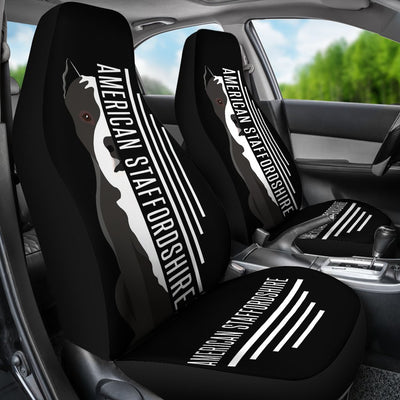 American Stafordshire Car Seat Covers Ja25PM