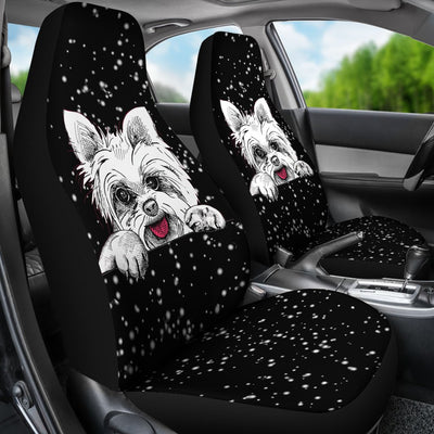 Yorkie Car Seat Covers 3001PH