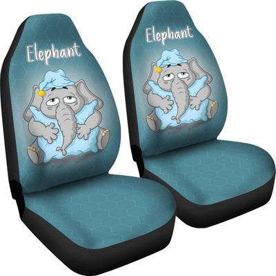 Elephant Car Seat Covers Ja20ND